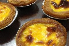 简单又美味的蛋挞制作方法