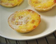 芒果港式蛋挞