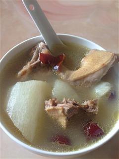 山药鸽子汤