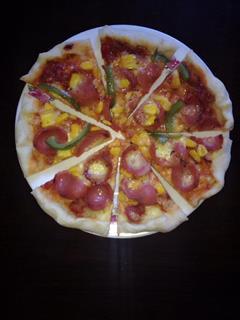 美味披萨版