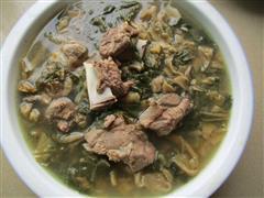 梅菜排骨汤