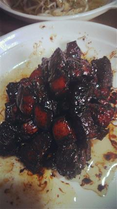 李锦记鲜香红烧肉