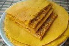苦荞鸡蛋饼