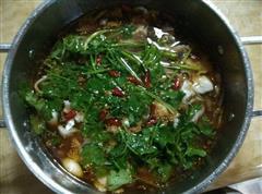 凉拌水煮鱼
