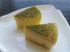 浓香榴莲芝士蛋糕-6寸烤箱版