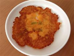 辣白菜煎饼
