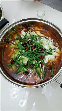 四川麻辣水煮鱼