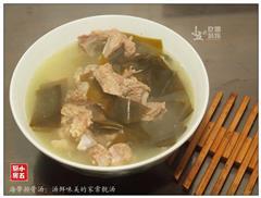 海带排骨汤-汤鲜味美的家常靓汤