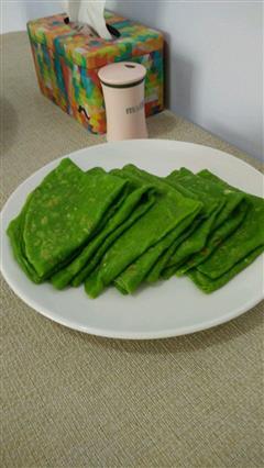 鸡蛋韭菜煎饼简单易学营养好吃