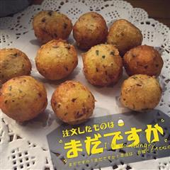改良版土豆泥丸子