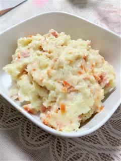 素食土豆泥
