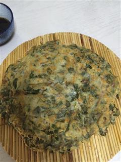 马齿苋煎饼