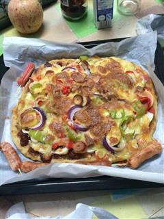 关东煮披萨