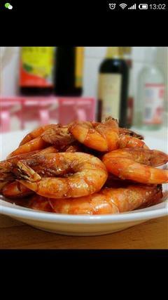 全天下最好吃的油焖大虾