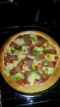 迷你小披萨