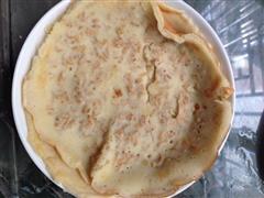 奶香燕麦煎饼