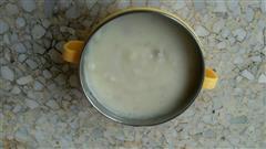 婴儿奶香土豆泥