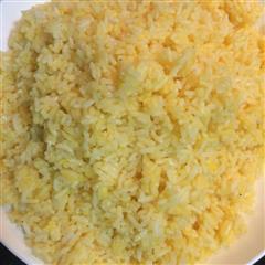 黄金蛋炒饭