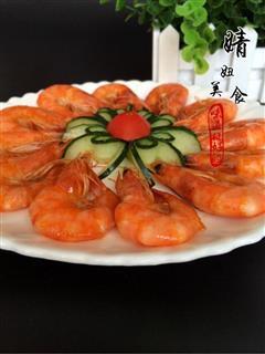 油焖大虾-简单美味