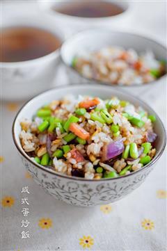 咸式蛋炒饭