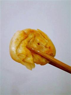 花生酱煎饼