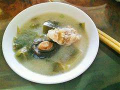 懒人版海带排骨汤