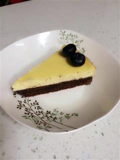 布朗尼芝士蛋糕