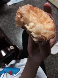 面包机做蛋挞