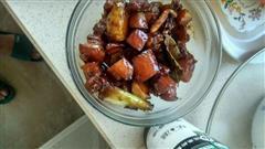 草菌酱油 红烧肉