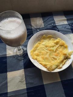 早餐-鸡蛋煎饼