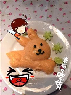 宝宝辅食—三文鱼土豆泥