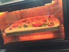 培根披萨 家常版