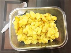 黄油土豆泥