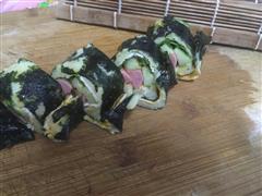 土豆泥寿司,健康好吃