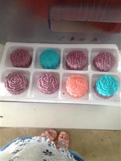 冰皮月饼制作方法