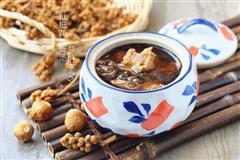 枇杷花排骨汤
