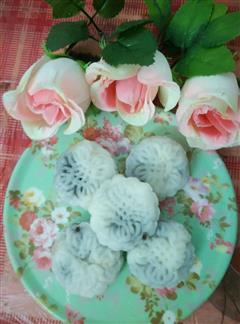 DIY冰皮月饼