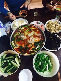麻辣鱼水煮鱼鱼锅