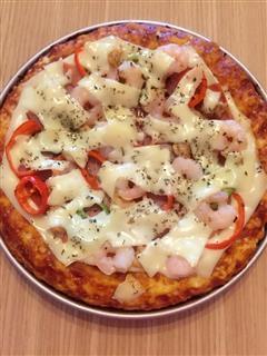 海陆汇披萨