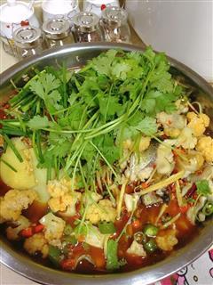 自贡小女人-鲜椒水煮鱼