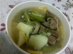 香浓排骨汤