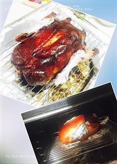 北京烤鸭烤箱版