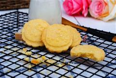 椰丝曲奇饼干