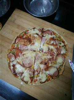 电饼铛-披萨