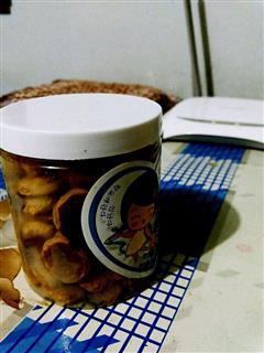 萌宝辅食-苹果味小煎饼