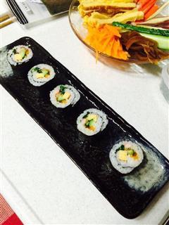 日本手卷寿司惠方卷
