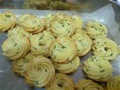 葱花曲奇饼干