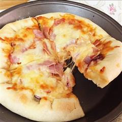 芝心土豆培根披萨