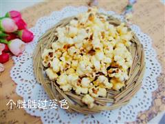 奶香椰蓉爆米花