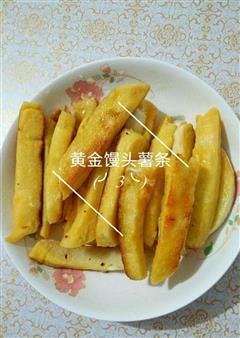 黄金馒头薯条